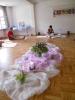 Viel Platz im Yogaraum